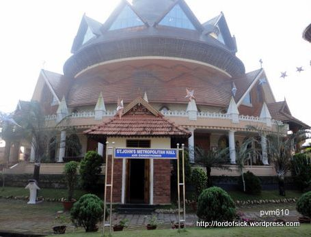 Cathedral - Tiruvalla