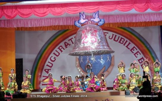 Prayer Dance - STS Bhagalpur
