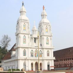 Kuravilangad Church Renovated (1)