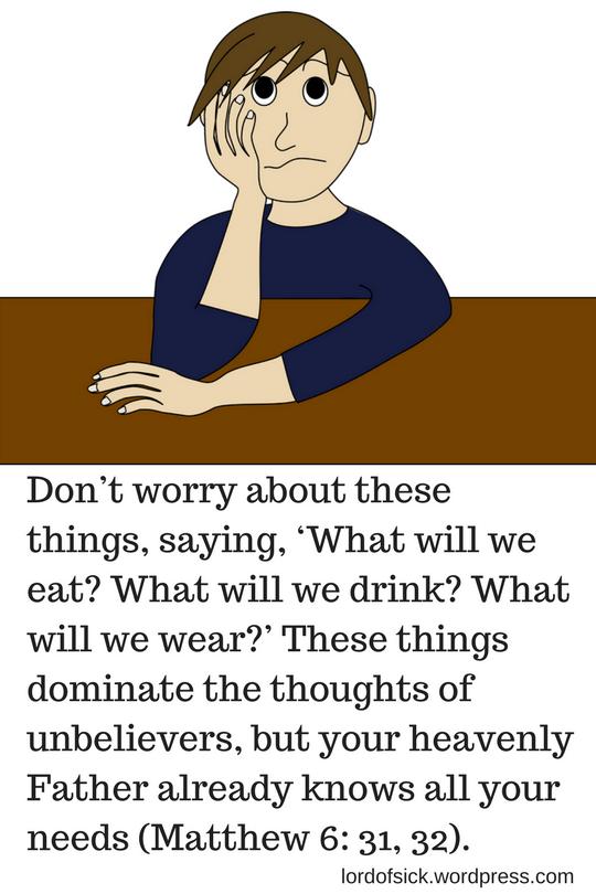 Bible Quotes - Matthew 6:31,32