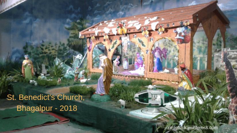 St. Benedict's Church-Bhagalpur Xmas 2018-1